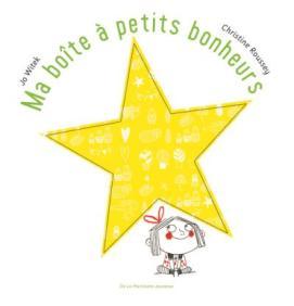 Un album tout mignon, sur les petits bonheurs d'une petite fille...