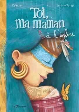 le lien maman- enfant à travers le monde...trop beau; poétique...il aura sa place dans la bibliothèque c'est sûr